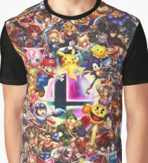 Smash Brothers Graphic T-Shirt