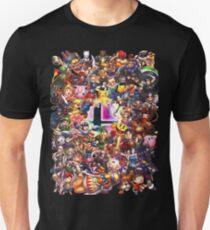 Smash Brothers Unisex T-Shirt