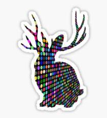The Spotty Rabbit Sticker