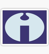 The Impossibles Symbol from Venture Bros. Sticker