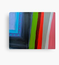 Line Series 12 Canvas Print