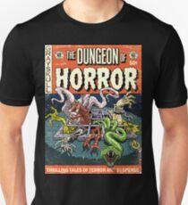 DER DUNGEON VON HORROR Slim Fit T-Shirt