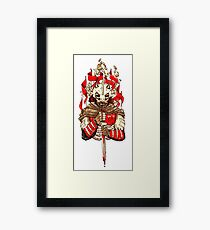 Macbeth Framed Print