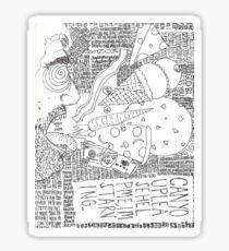 Epidemic Sticker