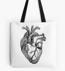 Coeur Anatomique Tote Bag