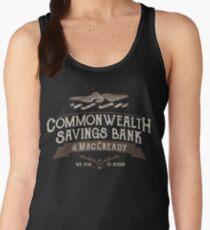 Commonwealth Savings Bank of MacCready Women's Tank Top