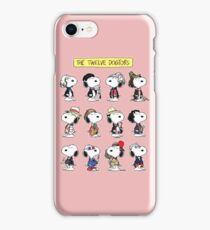 Snoopy Doctors Collage iPhone Case/Skin