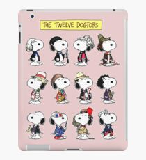 Snoopy Doctors Collage iPad Case/Skin