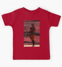 ARES CYBORG FROM HYPERION WORLD Sci-Fi Movie Kids Clothes