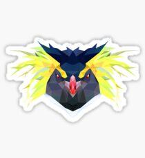 Penguin Erect-crested  Sticker