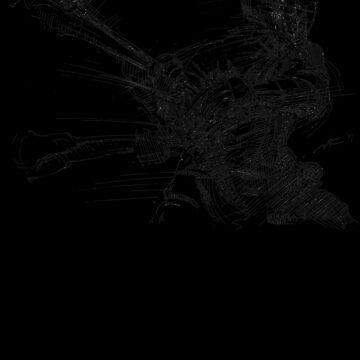 Crank (Black Ink) by vinniericasio