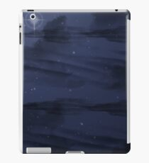 Dark Night Sky iPad Case/Skin