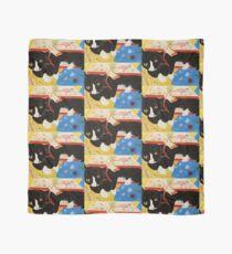 George Myrick - Christmas Bag Cat Scarf