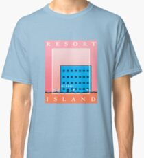 RESORT ISLAND TOURIST ITEMS - LISA THE PAINFUL RPG Classic T-Shirt