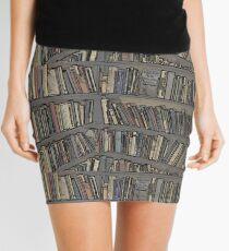 Read All Over Mini Skirt