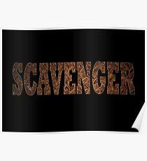 Scavenger (Rust) Poster