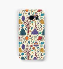 Plant Pattern Color  Samsung Galaxy Case/Skin