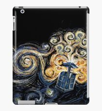 Doctor Who- Van Gogh Tardis iPad Case/Skin