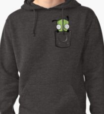 Pocket Spare Parts Pullover Hoodie