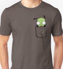 Camiseta unisex Repuestos de bolsillo