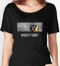 Badass Robot Women's Relaxed Fit T-Shirt