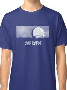 Sad Robot Classic T-Shirt