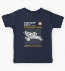 Glänzendes Service- und Reparaturhandbuch Kinder T-Shirt