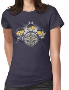 Sugar and Splice and Everything Nice Womens Fitted T-Shirt