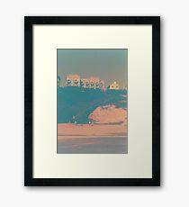 Coastal Framed Print