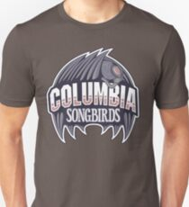 Columbia Songbirds Unisex T-Shirt