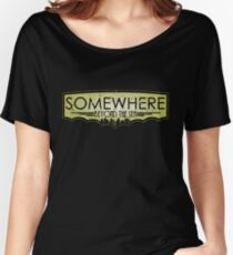 Somewhere Beyond The Sea Women's Relaxed Fit T-Shirt