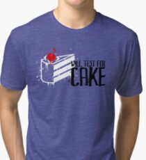 Conundrums for Confectioneries Tri-blend T-Shirt