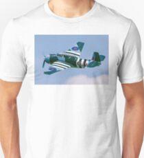 Eastern TBM-3E Avenger 91110 N6827C Unisex T-Shirt
