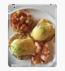 Lobster Eggs Benedict If you like, purchase, try a cell phone cover FOODIE thanks iPad Case/Skin