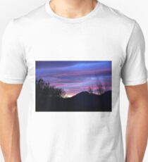 Daybreak through a bathroom window T-Shirt