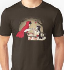 Red Riding Hood and Snow White Unisex T-Shirt