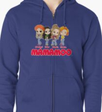 MAMAMOO - You're The Best Zipped Hoodie