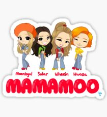 MAMAMOO - You're The Best Sticker