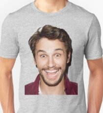 happy james Unisex T-Shirt