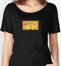 Old-School Audiophile Women's Relaxed Fit T-Shirt