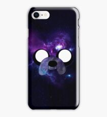 Adventure Time Dog Galaxy iPhone Case/Skin