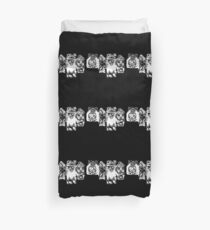 Gem Keepers Duvet Cover