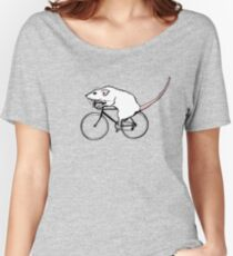 Cycling Rat Women's Relaxed Fit T-Shirt