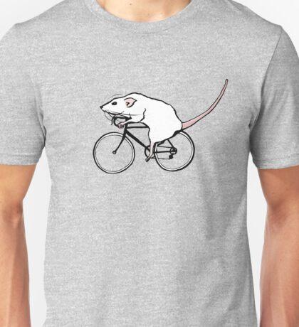 Cycling Rat Unisex T-Shirt