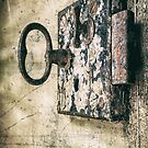 Lock In - Lock Out by Madeleine Forsberg
