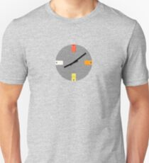 Time for Electro Unisex T-Shirt