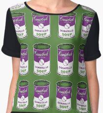 Donnie Soup Chiffon Top