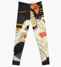 great era of Edo Leggings
