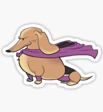 The Dog Gravity Cant Put Its Finger On Sticker