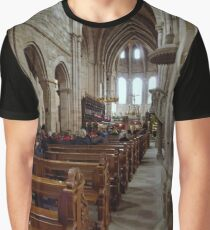 Cathedral, Bamberg 2 Graphic T-Shirt
